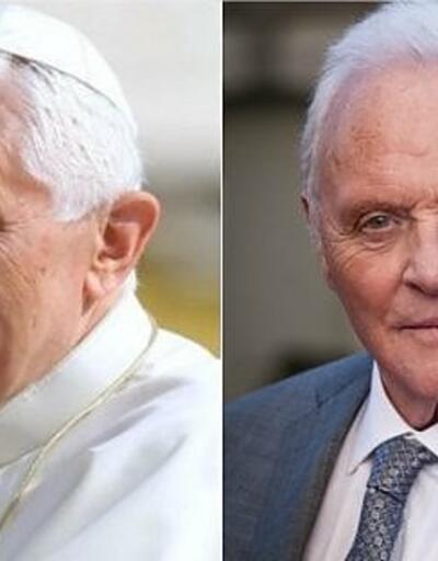 """The Pope"" (Papa) filmi için dev kadro"