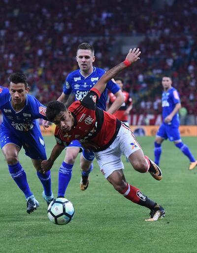 Flamengo 1-1 Cruzeiro / Maç Özeti