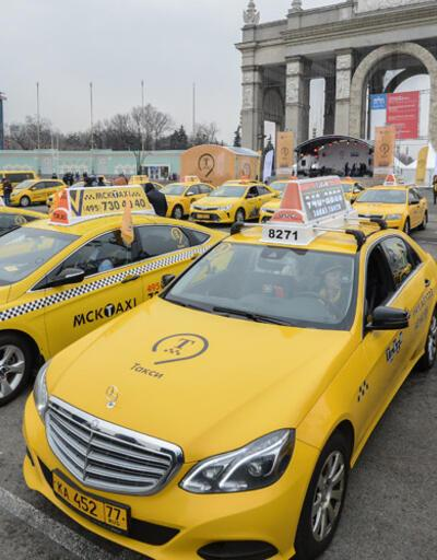 İşte Rusya'da taksiye binerken bilinmesi gerekenler