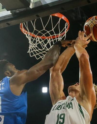 Litvanya 64-77 Yunanistan / Maç Özeti