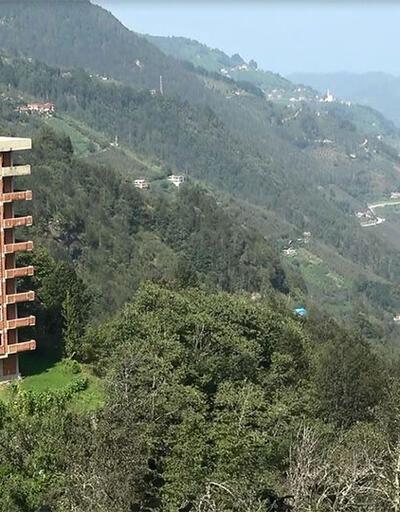Sürmene'deki o binanın sahibi: Bize göre hoş bir binadır