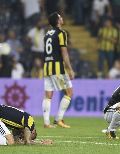 Fenerbahçe savunması alarm verdi