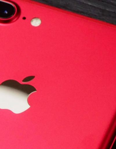 Kırmızı iPhone 7'ler sessizce satıştan kaldırıldı