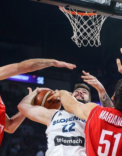 Avrupa Basketbol Şampiyonası'nda altın madalya Slovenya'nın