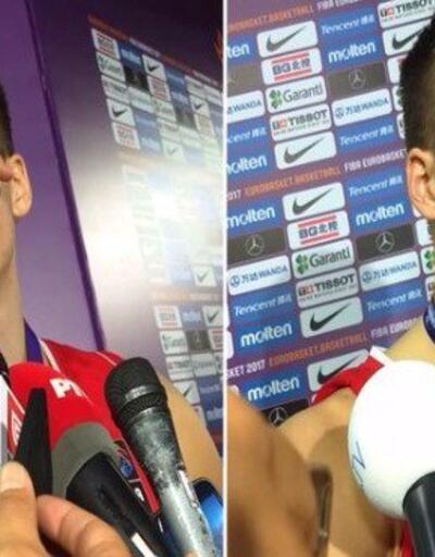 Bogdan Bogdanovic gözyaşlarını tutamadı