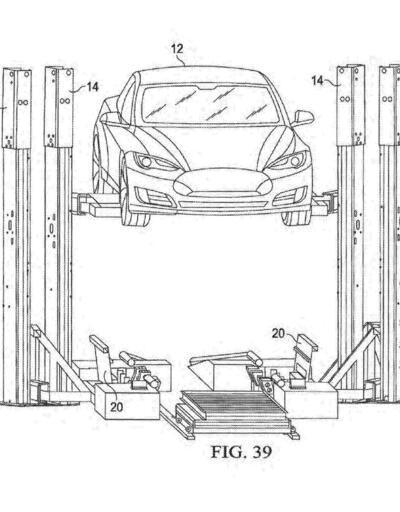 Araçlarlar için Pil değiştirme patentini aldı