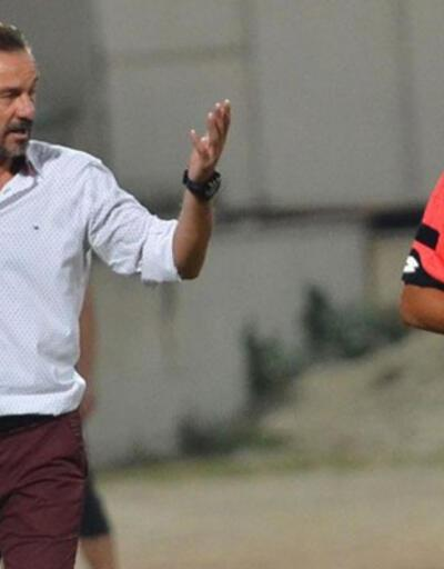 Yusuf Şimşek'ten futbolcularına mesaj
