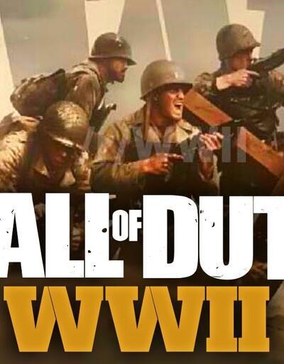 CoD WW2'nin ana karakterleri ile tanışın