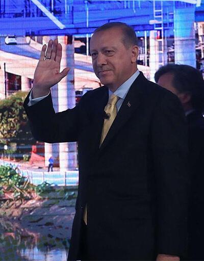 Cumhurbaşkanı Erdoğan'ın ABD temasları sürüyor