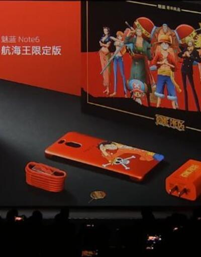 One Piece temalı özel bir telefon tanıttı