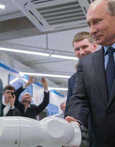 Putin: Yapay zekalar bizi yiyebilir