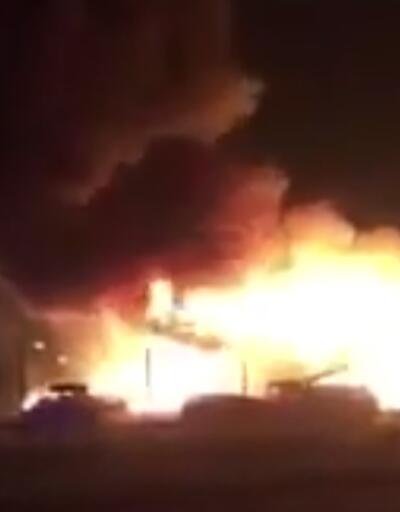 İsveç'te cami yakıldı