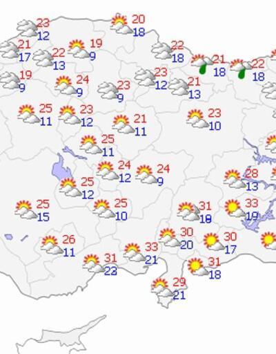 Meteoroloji'den İstanbul'da hava durumu uyarısı