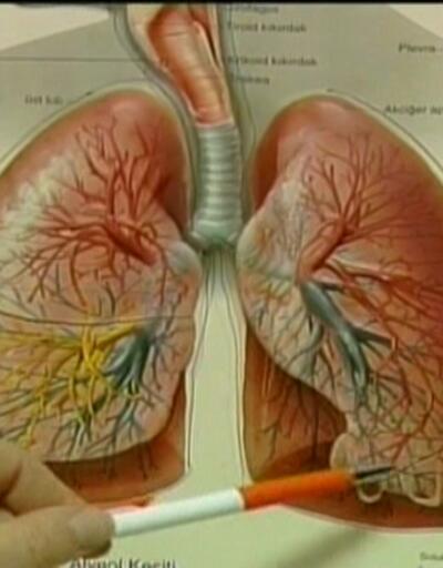 Akciğer kanserini nasıl yendiğini anlattı