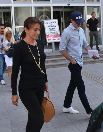 Hande Bermek ile Murat Başoğlu el ele görüntülendi