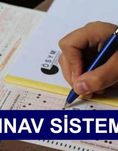 Yeni sınav sistemi: Yükseköğretim Kurumları Sınavı (YKS) ayrıntıları belli oldu