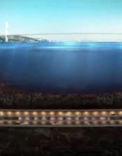İki yaka bir kez daha birleşiyor: İşte İstanbul'un yeni tüneli