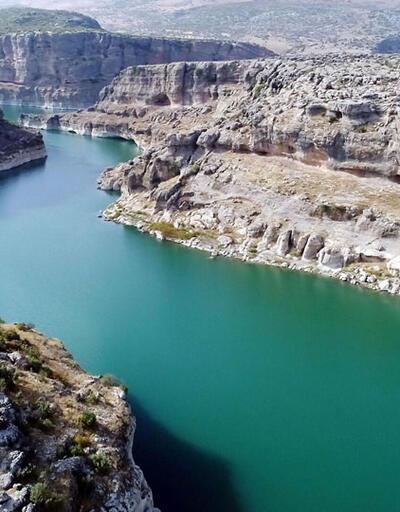 Barajla oluştu, şimdi turizme kazandırılacak
