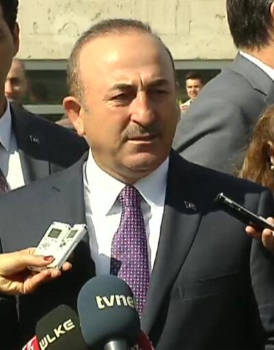 Çavuşoğlu'ndan Baykal açıklaması