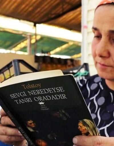 44 yaşından sonra kitap kurdu oldu