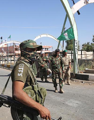İran-Irak sınırı Haşdi Şabi'nin denetimine geçti iddiası