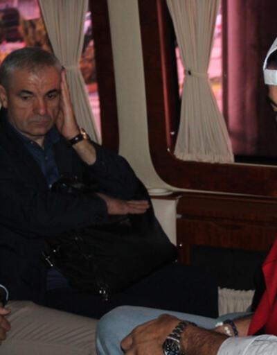 Rıza Çalımbay, Servet Çetin ile birlikte Trabzon'da