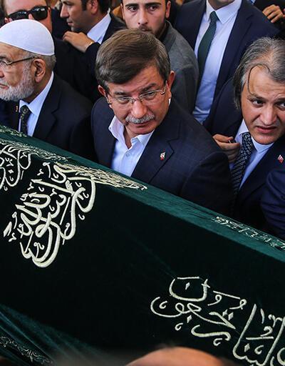 Lütfi Kibiroğlu'nun cenaze namazında izdiham yaşandı