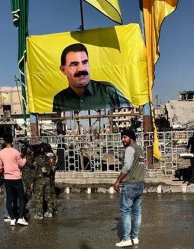 Pentagon'a Öcalan posterini sordular