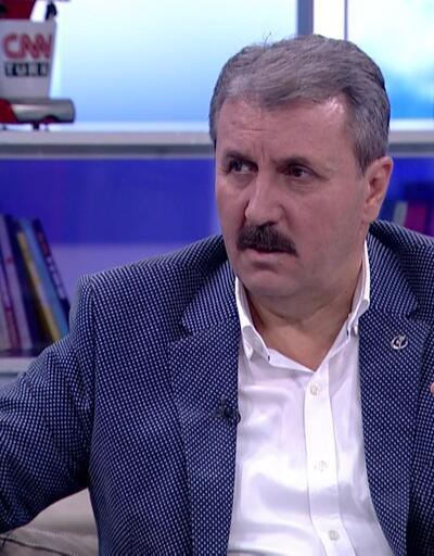 Mustafa Destici: Kerkük Türkiye'ye dahil edilmeli