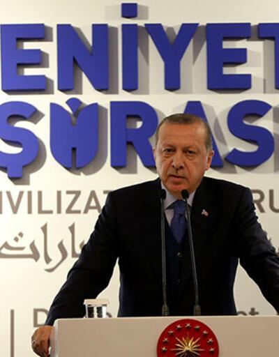 Cumhurbaşkanı Erdoğan: 'Ben de adaleti arıyorum, yok'