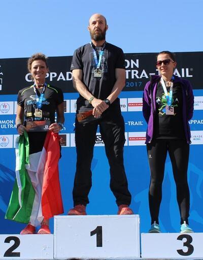 Salomon Kapadokya Ultra Trail Koşusu ödül töreni yapıldı