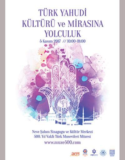 Türk Yahudi kültürü ve mirası tanıtılacak