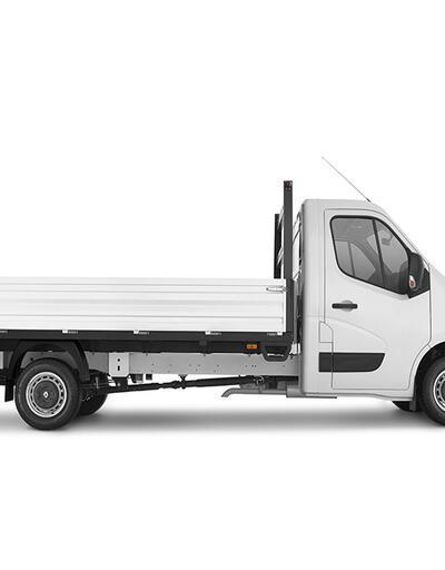 Renault'dan yeni kamyonet