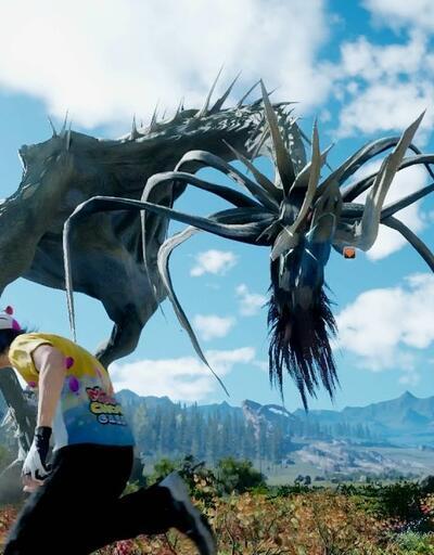Final Fantasy yeni oyunu ile PC'lere konuk oluyor