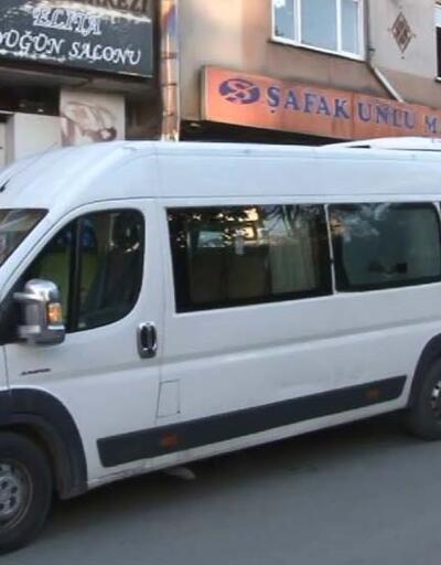 İstanbul'da servis şoförü öldürüldü