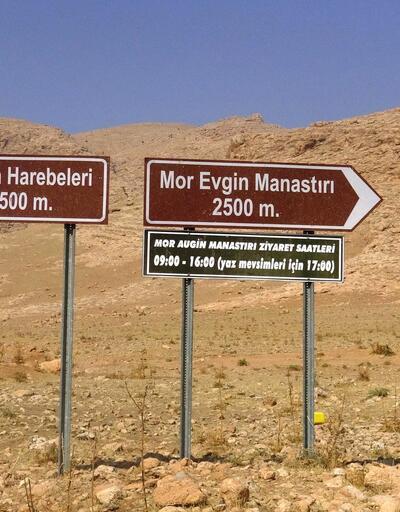 Türkiye'nin en büyük çanı Nusaybin'de