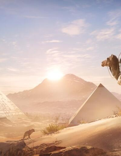 Assassins Creed Origins, zirveyi kimseya kaptırmadı