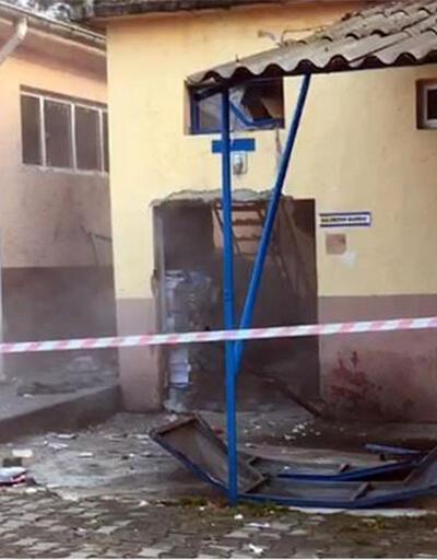 Zonguldak'ta okulun kazanı patladı