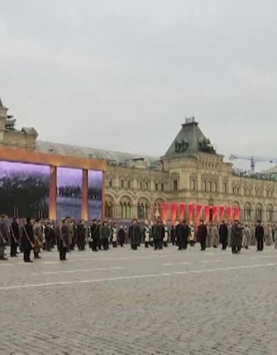 'Bolşevik Devrimi'nin 100. Yılı kutlandı