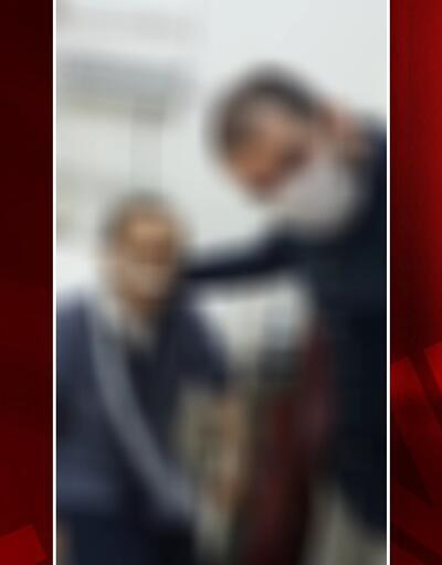 Sahte doktor KOAH hastasını muayene ederken görüntülendi!