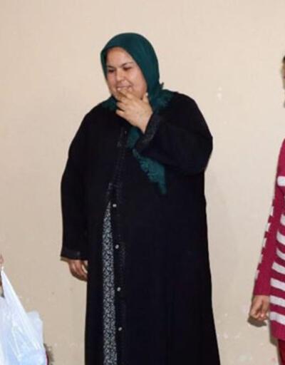 15 yaşındaki Cennet, Türkmen ailelerin ''yardım meleği'' oldu