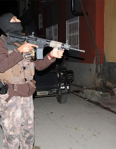 İstanbul'da 'Yabancı Terörist' operasyonu