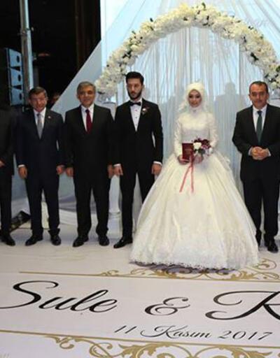 Eski kabinenin buluştuğu düğüne Erdoğan ve Yıldırım davet edilmedi mi?