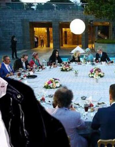 Haluk Levent: O davetlerdeki yemekleri gördükçe içim gidiyor