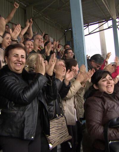 Kadınlar Futbol Ligi'ne yoğun ilgi