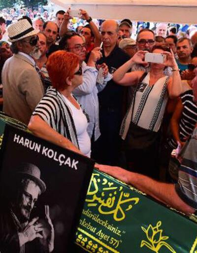 Eşref Kolçak Harun Kolçak'ın cenazesi ile ilgili konuştu: Oradan kaçtım
