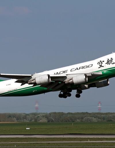 İki Boeing 747 internet sitesinde online açık artırma ile satıldı