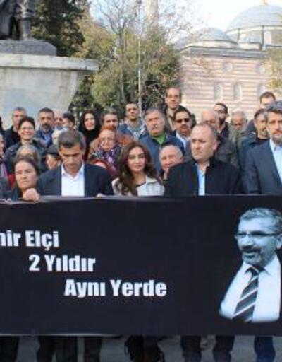 Tahir Elçi Beşiktaş'ta anıldı