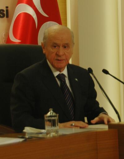 MHP Genel Başkanı Devlet Bahçeli: Devletle sırt sırta vererek mücadelemizi sürdüreceğiz