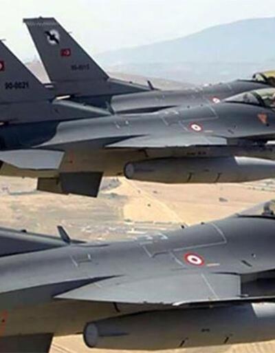 TSK'dan Irak'ın kuzeyine hava operasyonu: 41 hedef tahrip edildi